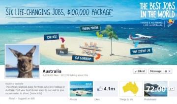 australia-facebook-page